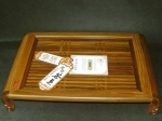 Sandalwood Tea Tray (Small)